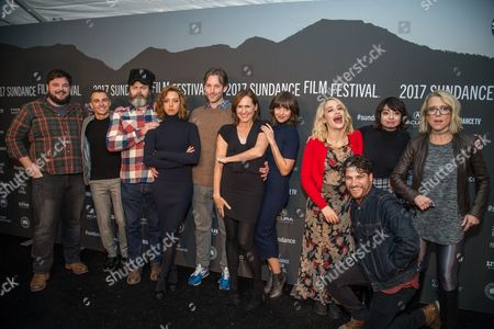 Jon Gabrus, Dave Franco, Nick Offerman, Aubrey Plaza, Jeff Baena, Molly Shannon, Alison Brie, Jemima Kirke, Kate Micucci, Lauren Weedman, Adam Pally and Trevor Groth
