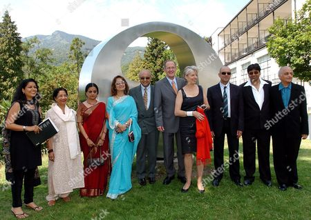 Editorial image of Switzerland Film Festival Locarno - Aug 2004