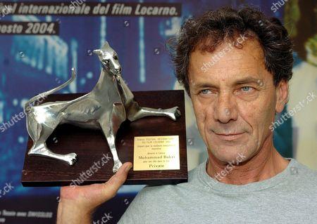 Editorial picture of Switzerland Film Festival Locarno - Aug 2004