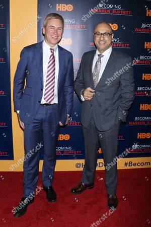 Pat Kiernan and Ali Velshi
