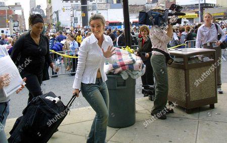 Editorial image of Us American Idol - Aug 2003