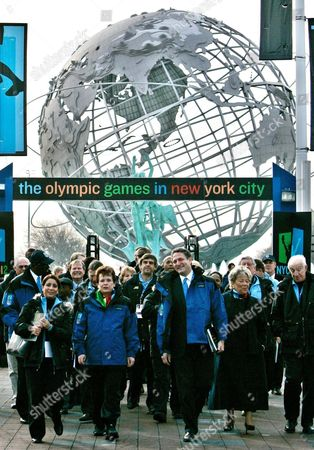 Editorial picture of Usa Olympics Ioc New York - Jun 2005