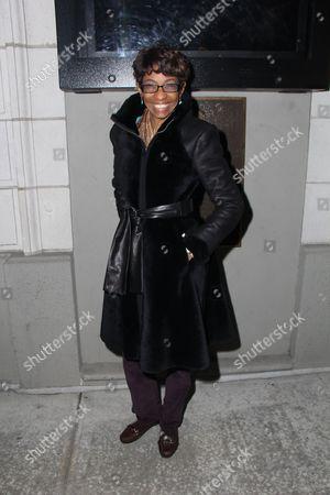 Stock Photo of Adrianne Lennox