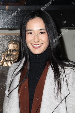 Stock Picture of Jennifer Ikeda