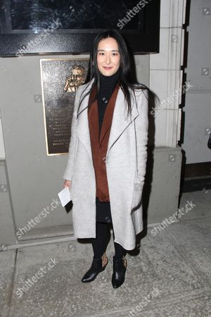 Stock Picture of Jennifer Ikeda