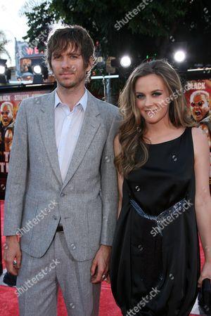 Christopher Jarecki and Alicia Silverstone