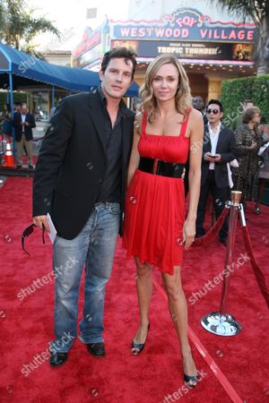 Stock Image of Rick Otto and Vanessa Angel