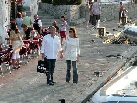Cecilia and Richard Attias