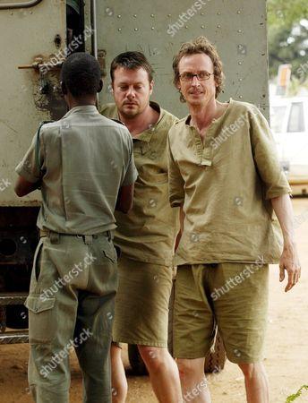 Editorial image of Zimbabwe Journalists - Apr 2005