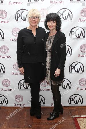 Sarah Green and Nancy Buirski