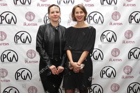 Nina Krstic and Tamara Rosenberg