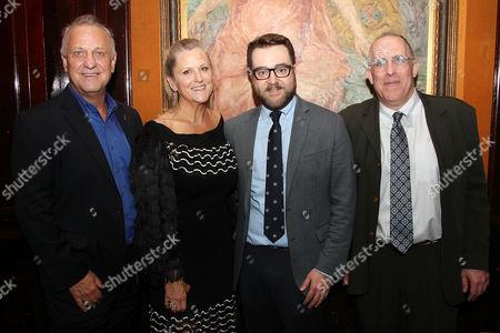 Vance van Petten, Lori Mccreary, Michael Barra and William Horberg