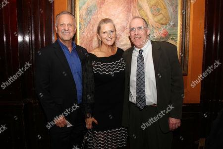 Vance van Petten, Lori Mccreary and William Horberg