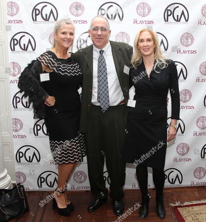 Lori Mccreary, William Horberg and Susan Sprung