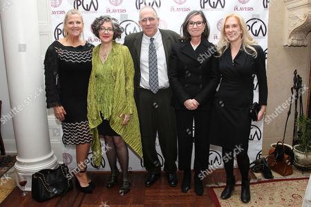 Lori Mccreary, Kay Rothman, William Horberg, Donna Gigliotti, Susan Sprung