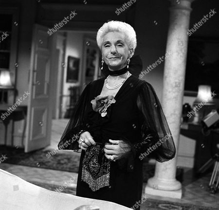 Stock Image of Patience Collier as Emma Mullrine - from TV series Sapphire And Steel: Adventure Five: Doctor McDee Must Die