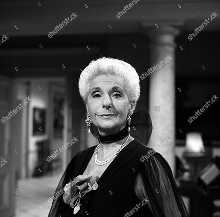 Stock Photo of Patience Collier as Emma Mullrine - from TV series Sapphire And Steel: Adventure Five: Doctor McDee Must Die