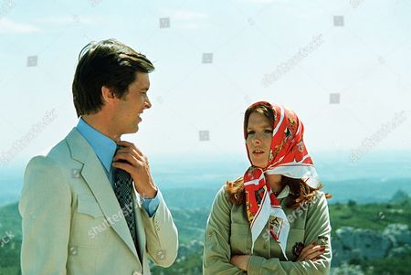 'Return of The Saint'  - Diplomats Daughter - Ian Ogilvy and Lynn Dalby.