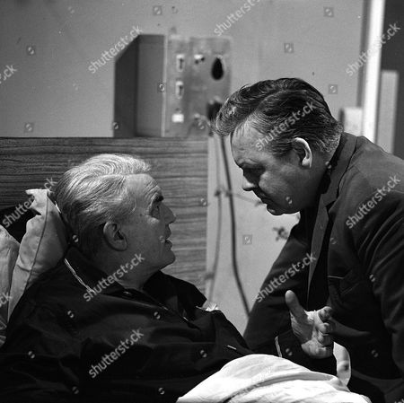 'The Power Game'  - The Heart Market - Clifford Evans and  Patrick Wymark.
