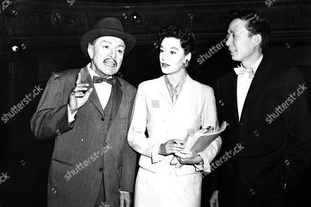 'The New Adventures of Charlie Chan'  - The Death of a Don -  J. Carrol Naish, Betty McDowall, James Hong.