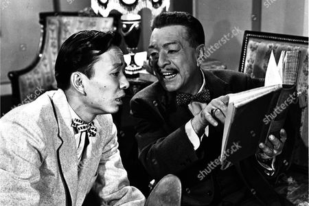 'The New Adventures of Charlie Chan'  -The Counterfeiters - James Hong,  J. Carrol Naish,
