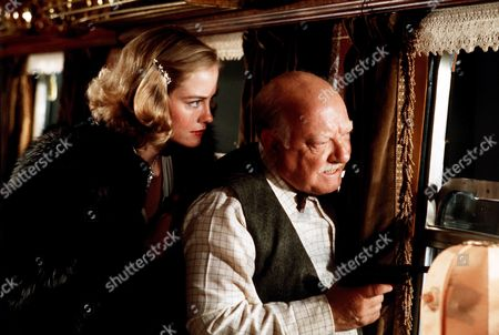 'The Lady Vanishes'   - Cybill Shepherd and Arthur Lowe