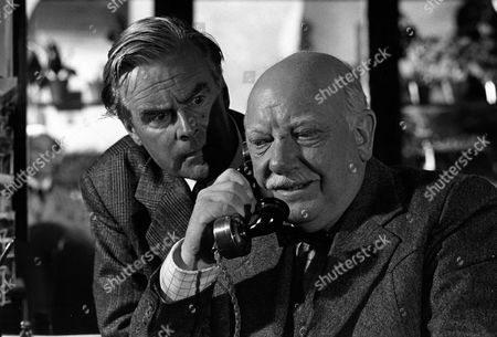 'The Lady Vanishes'    - Ian Carmichael and Arthur Lowe