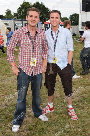 Matt Littler and Darren Jon Jeffries