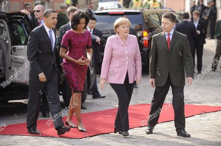 Editorial picture of Germany Nato Summit - Apr 2009