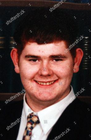 Omagh Bomb victim Aiden (Adrian) Gallagher