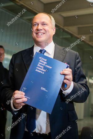 Editorial photo of Austria Media Orf - Aug 2016