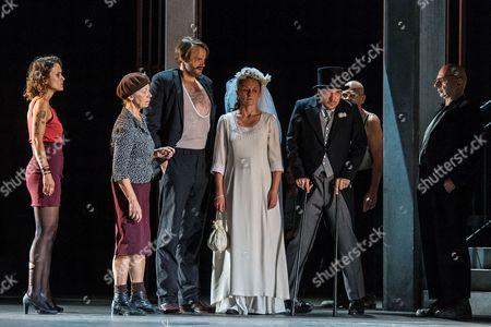 Editorial image of Austria Theater - Aug 2016