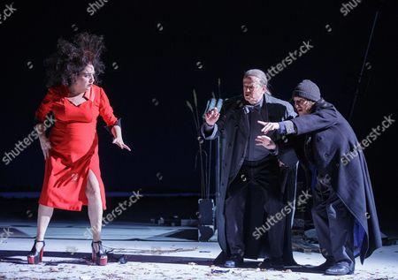 Editorial picture of Austria Theater - Feb 2016
