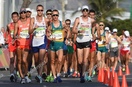 Editorial picture of Brazil Rio 2016 Olympic Games - Aug 2016
