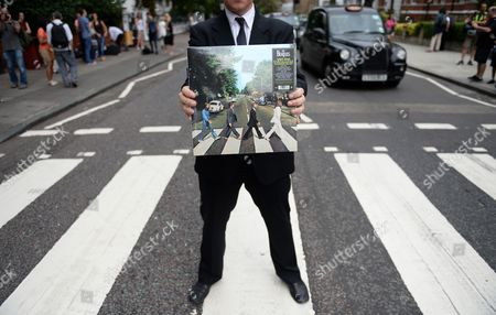 Editorial picture of Britain Beatles Abbey Road - Aug 2014
