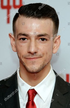 British Actor Josef Altin Poses For Photographers During the Uk Premiere of 'Child 44' in Leicester Square in London Britain 16 April 2015 the Movie Will Be Released in British Theaters on 17 April United Kingdom London