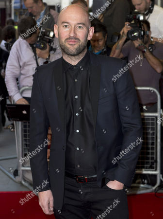 British Director Ben Palmer Attends the Uk Gala Screening of 'Man Up' in London Britain 13 May 2015 the Movie is Released in British Cinemas on 29 May United Kingdom London