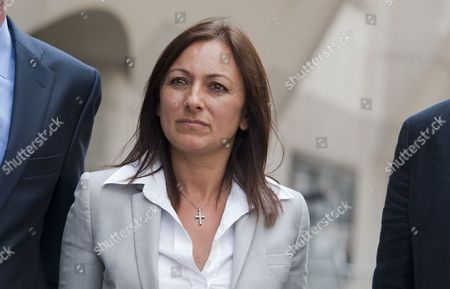 Cheryl Carter Former Personal Assistant to Rebekah Brooks Leaves the Court After the Phone-hacking Trial at the Old Bailey Criminal Court in London Britain 24 June 2014 Cheryl Carter was Cleared of Conspiracy to Pervert the Course of Justice Seven Defendants in the High-profile Trial Faced an Array of Charges Centred Around Allegations of Phone-hacking Between 2000 and 2006 and Attempting to Pervert the Course of Justice After the Police Investigation was Launched in 2011 All Had Denied the Charges United Kingdom London