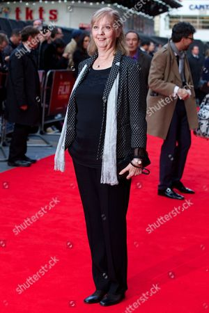 British Actress Ruth Sheen Arrives For the Premiere of 'Mr Turner' at the 58th Bfi London Film Festival in London Britain 10 October 2014 the Festival Runs From 08 to 19 October United Kingdom London