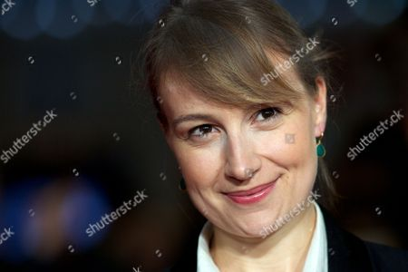 Romanian Actress Anamaria Marinca Arrives For the Premiere of 'Fury' at the 58th Bfi London Film Festival in London Britain 19 October 2014 the Screening of the Movie is to Close the London Film Festival United Kingdom London
