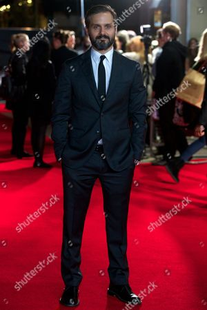 Us Director Ned Benson Arrives For the Premiere of 'The Disappearance of Eleanor Rigby' at the 58th Bfi London Film Festival in London Britain 17 October 2014 the Festival Runs From 08 to 19 October United Kingdom London