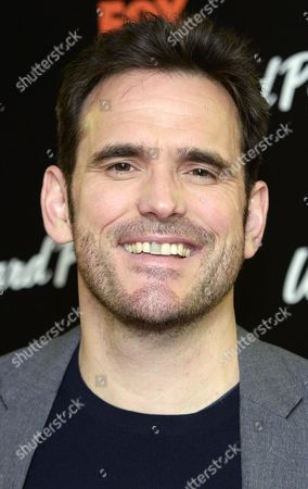 Us Actor Matt Dillon Arrives at a Photocall For the Screening of Wayward Pines at a Hotel in Central London Britain 24 March 2015 Wayward Pines is an Us Television Series Based on the Novel 'Pines' by Us Writer Blake Crouch United Kingdom London