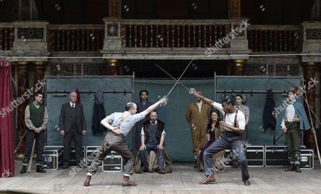 Editorial image of Britain Theater - Apr 2014