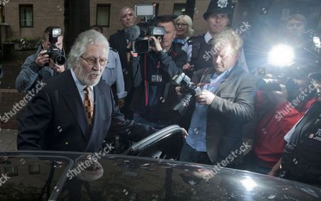 Editorial image of Britain Trials Dave Lee Travis - Sep 2014