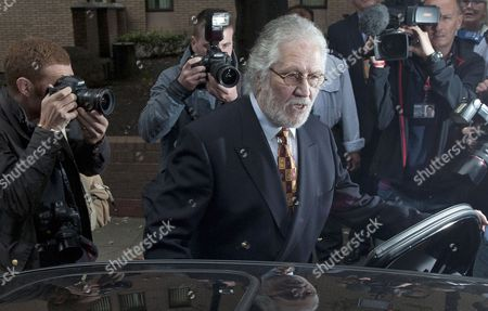 Editorial picture of Britain Trials Dave Lee Travis - Sep 2014