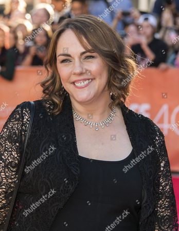 Australian Director Jocelyn Moorhouse Arrives For the Screening of the Movie 'The Dressmaker' During the 40th Annual Toronto International Film Festival (tiff) in Toronto Canada 14 September 2015 the Festival Runs From 10 to 20 September Canada Toronto