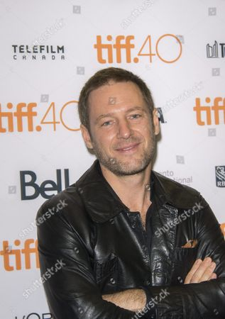 German Director Florian Gallenberger Arrives For the Screening of the Movie 'Colonia' During the 40th Annual Toronto International Film Festival (tiff) in Toronto Canada 13 September 2015 the Festival Runs From 10 to 20 September Canada Toronto