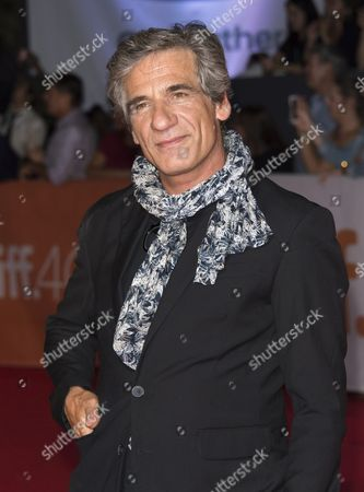 Israeli-us Actor and Cast Member Alon Aboutboul Arrives For the Screening of the Movie 'Septembers of Shiraz' During the 40th Annual Toronto International Film Festival (tiff) in Toronto Canada 15 September 2015 the Festival Runs From 10 to 20 September Canada Toronto