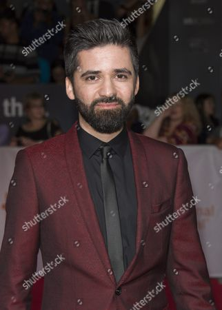 Stock Image of Iranian-german Actor and Cast Member Navid Navid Arrives For the Screening of the Movie 'Septembers of Shiraz' During the 40th Annual Toronto International Film Festival (tiff) in Toronto Canada 15 September 2015 the Festival Runs From 10 to 20 September Canada Toronto