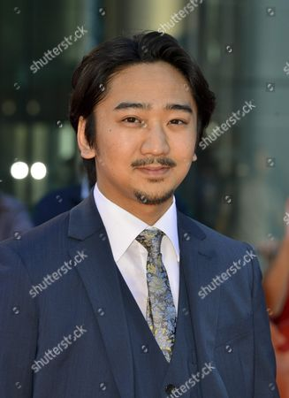 Japanese Actor and Cast Member Tanroh Ishida Arrives For the Screening of the Movie 'The Journey is the Destination' During the 41st Annual Toronto International Film Festival (tiff) in Toronto Canada 14 September 2016 the Festival Runs From 08 to 18 September Canada Toronto